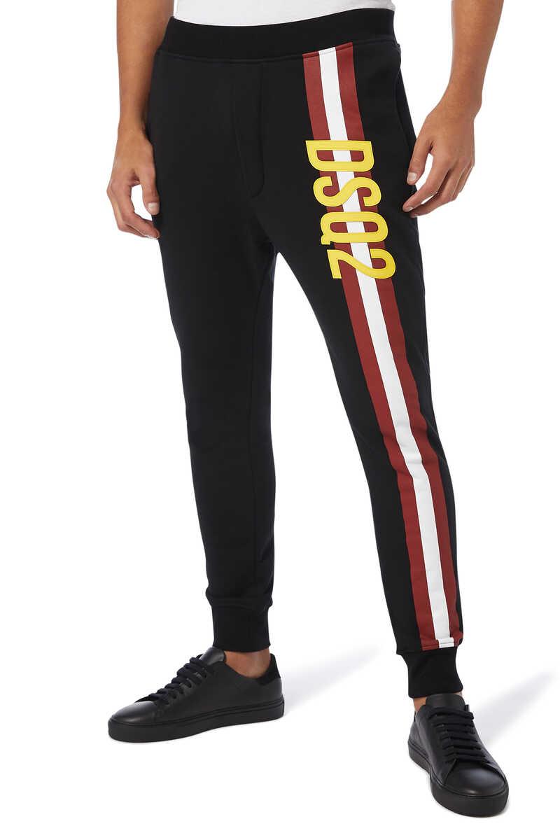 Sport Stripe Jogger Pants image number 1