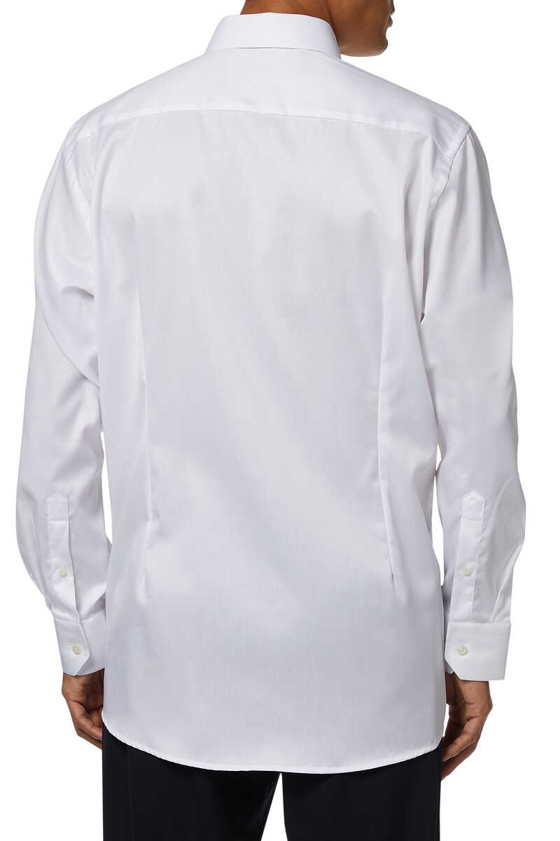 Poplin Long Sleeved Shirt image number 3