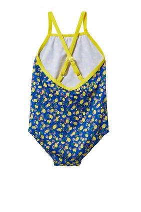 Lemonade One Piece Swimsuit