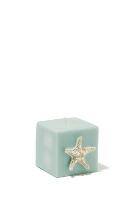 Small Turquoise Waters Candle