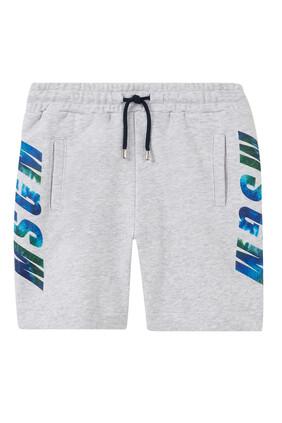 Side Logo Shorts