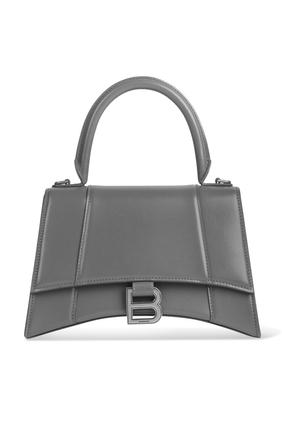 Hourglass Top Handle Bag