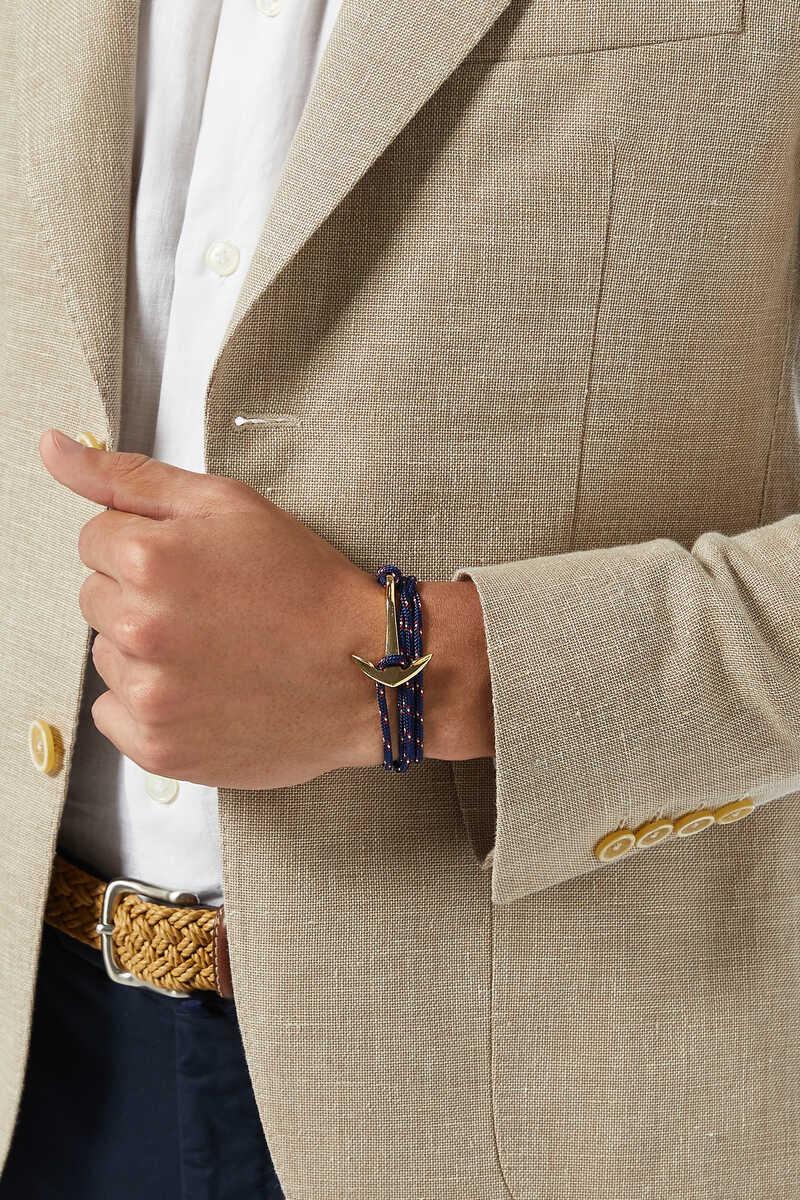 Anchor Rope Bracelet image number 2