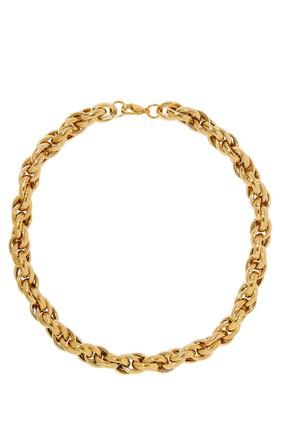 Toscano Rope Chain Collar