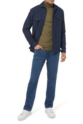 Federal Tucker Denim Jeans