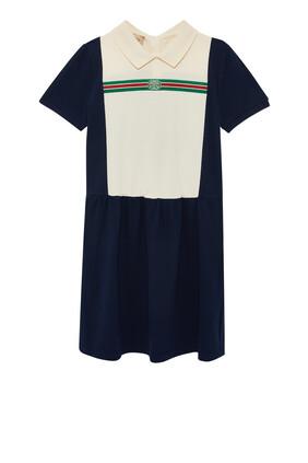 Cotton Stretch Dress