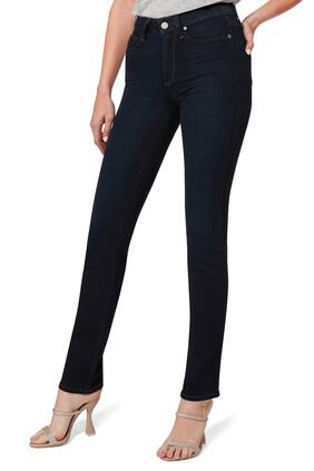 Hoxton Straight-Leg Jeans - Mona