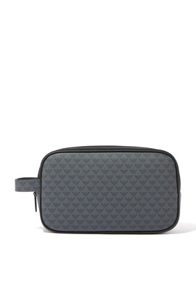 EA Monogram Travel Beauty Case
