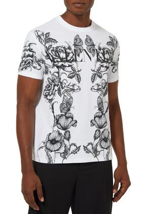 Dark Blooming T-Shirt