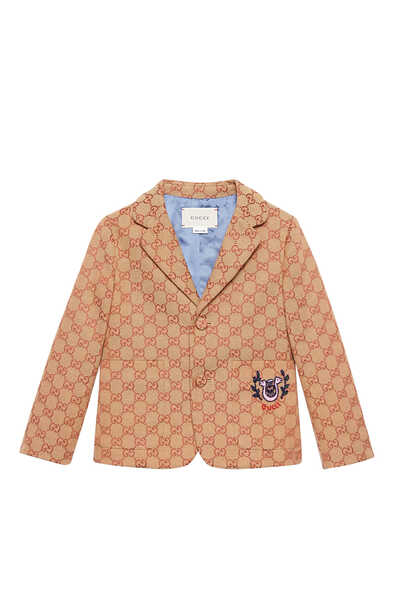 GG Canvas Jacket