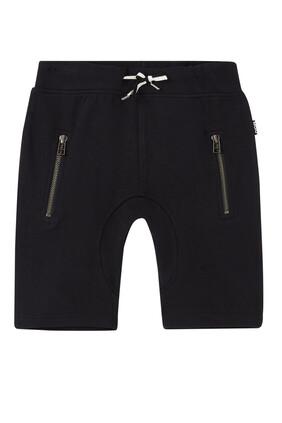 Ashton Side Zip Shorts