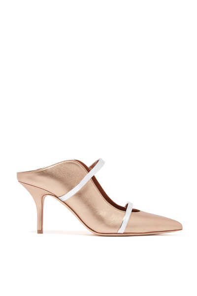 Maureen Metallic Mules