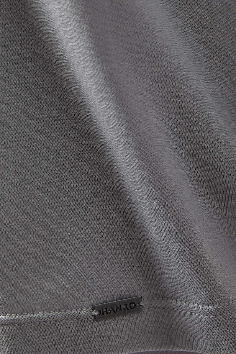 Cotton Blend Pyjama Top image number 3