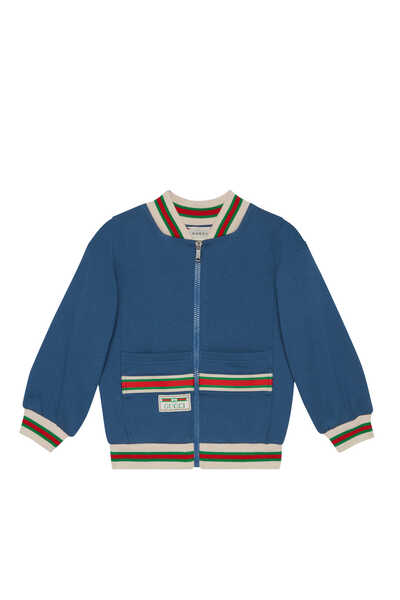 Web Cotton Jacket