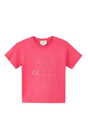 Logo Tennis T-Shirt