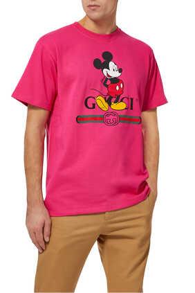 Disney And Gucci T-Shirt
