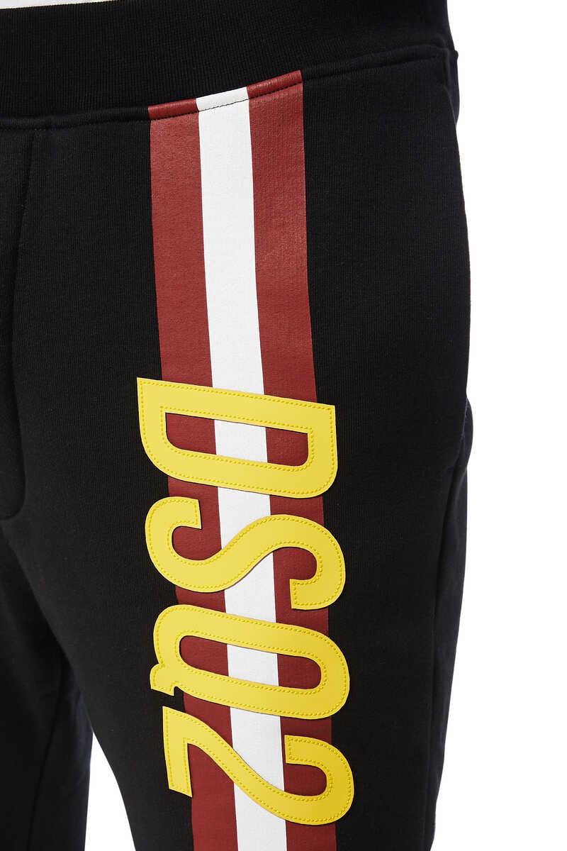 Sport Stripe Jogger Pants image number 4