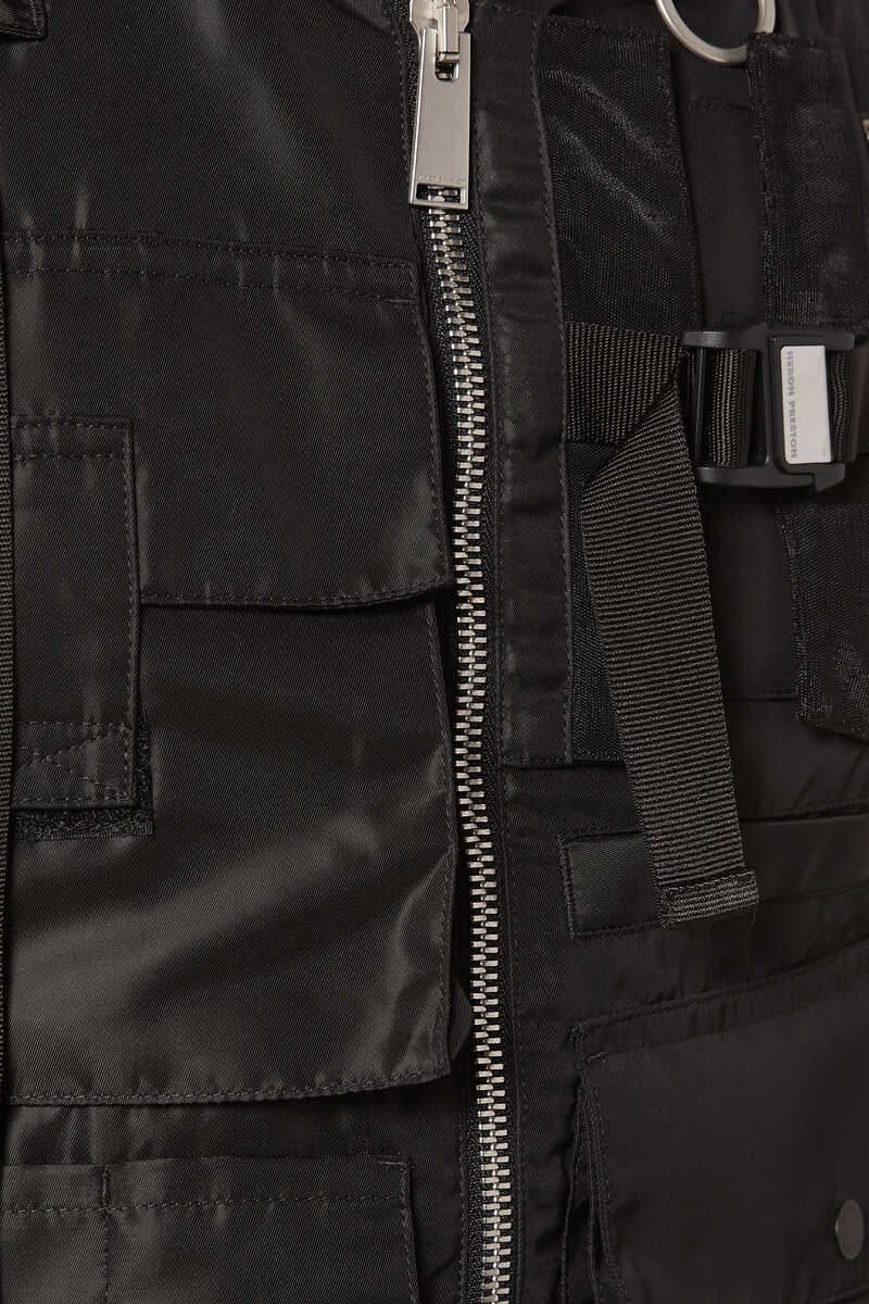 Nylon Pocket Vest image thumbnail number 4