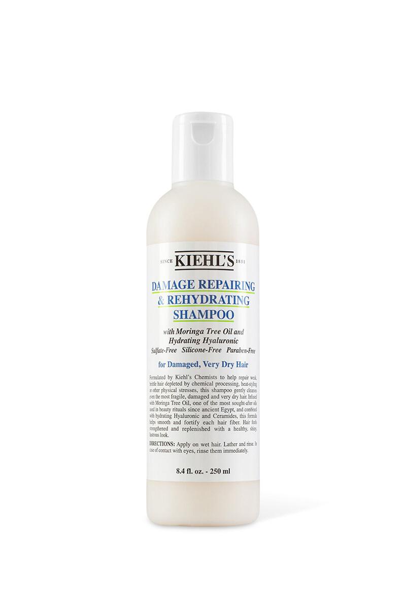 Damage Repairing And Rehydrating Shampoo image number 1