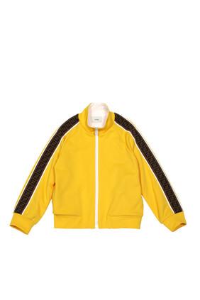 FF Band Tech Jersey Zipped Jacket