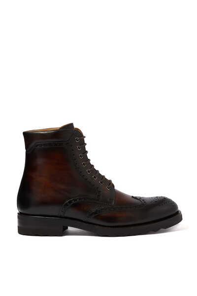 Brogue Manchester Boltiacade Boots