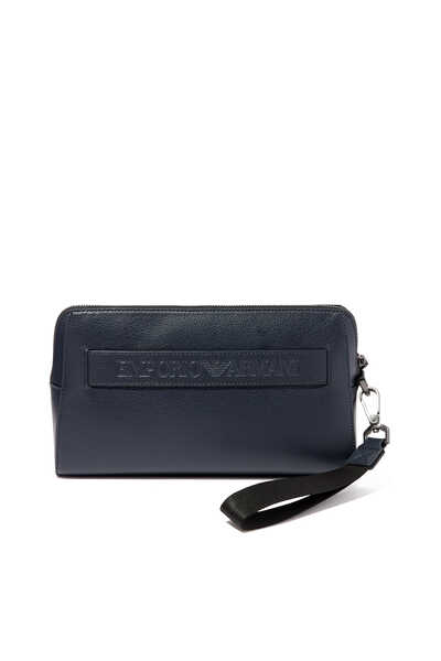 Eagle Logo Travel Pouch