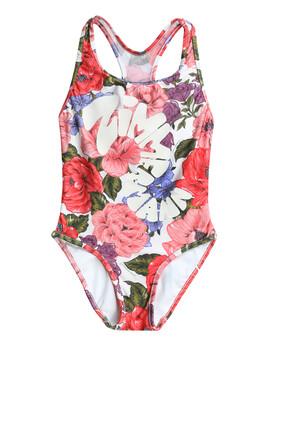 Poppy Racerback One Piece Swimsuit