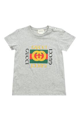 Logo Graphic Crewneck T-Shirt