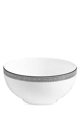 Vera Wang Lace Platinum Cereal Bowl 16cm