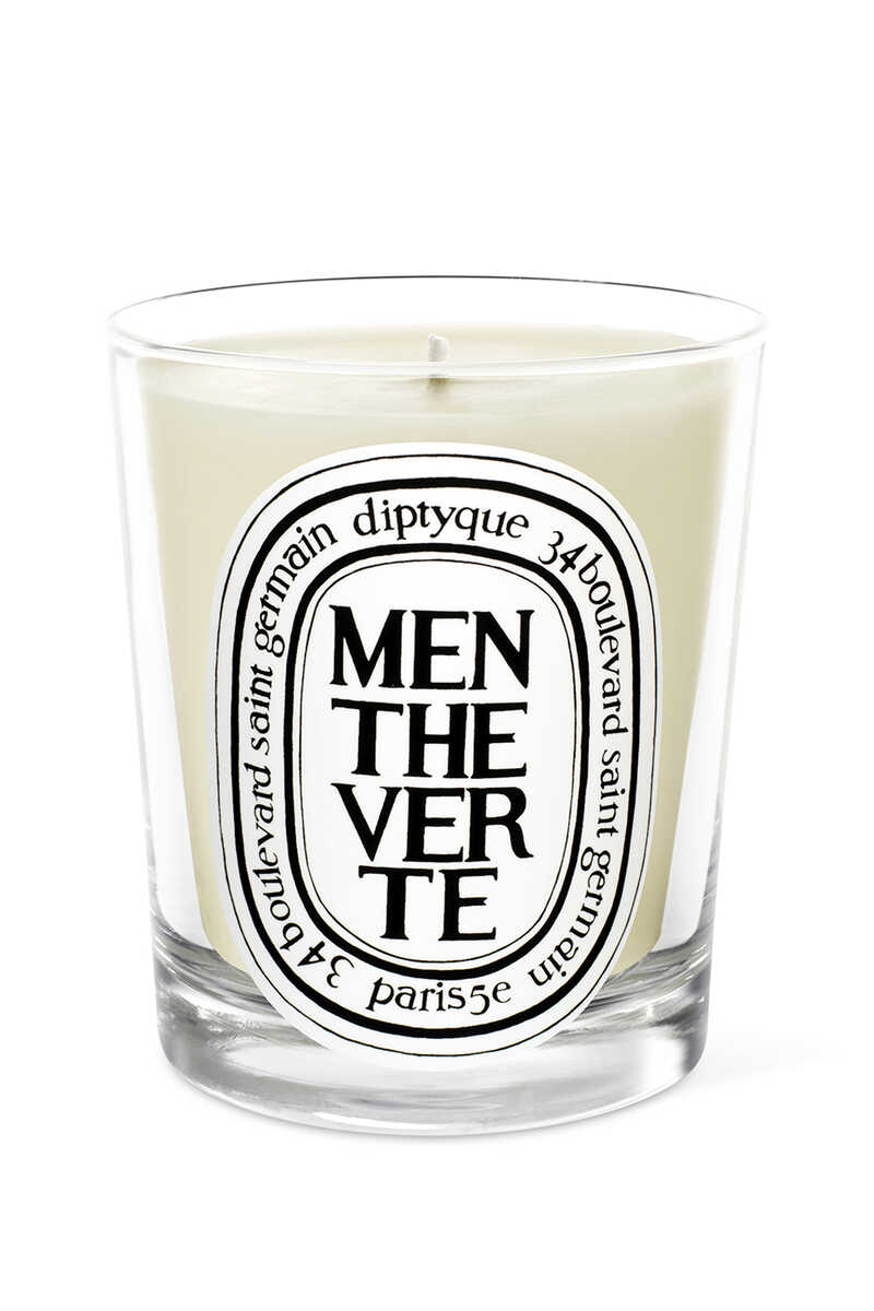 Menthe Verte Candle image number 1