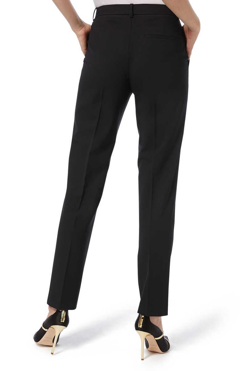 Treeca Tailored Wool Pants image number 3