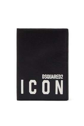 Icon Print Cardholder