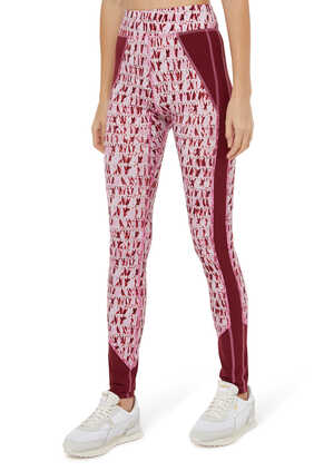 Tisea Printed Leggings