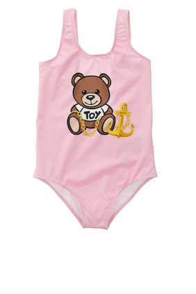 Teddy Bear Swimsuit