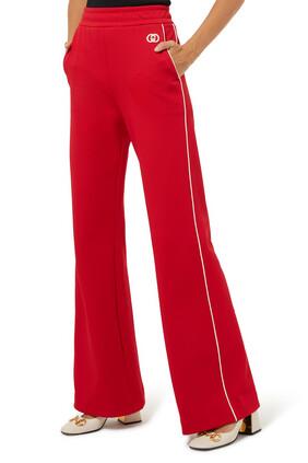 Interlocking G Jersey Trousers