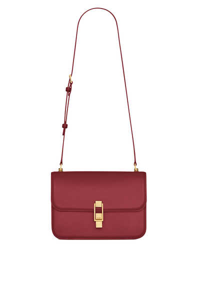Carre Satchel Box Leather