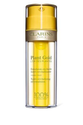 Plant Gold Emulsion-in-Oil