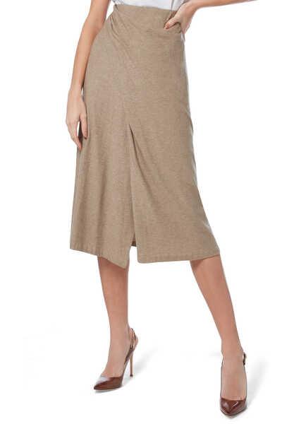 Wraparound Drape Skirt