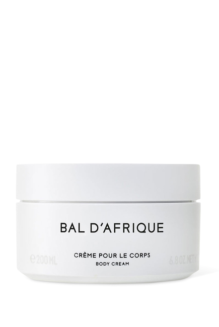 Bal D'Afrique Body Cream