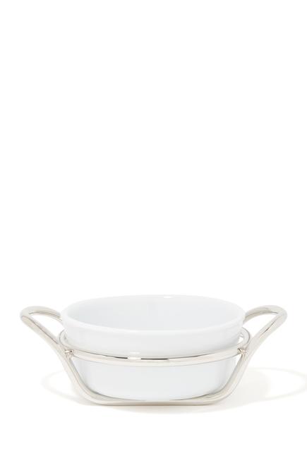 Binario Round Dish
