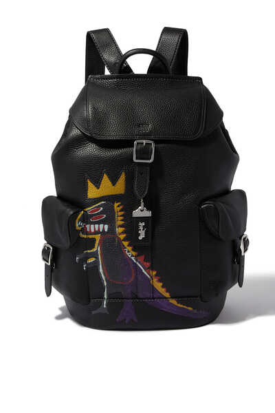 Basquiat Wells Backpack