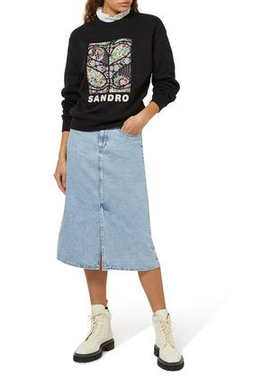 Lottie Lace Sweater