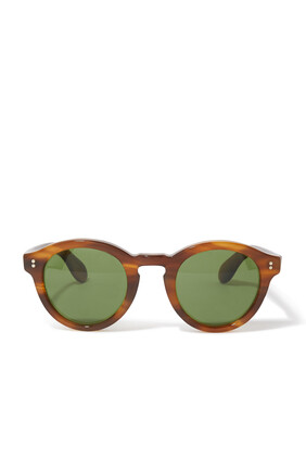 Keppe Round Sunglasses
