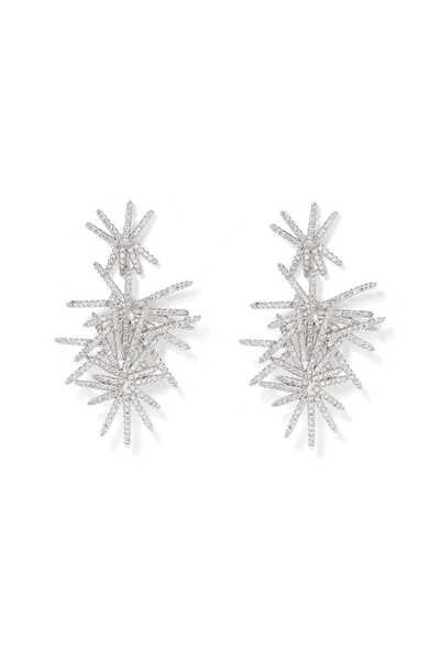 Eastern Star Drop Earrings
