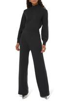Turtleneck Cashmere Jumpsuit