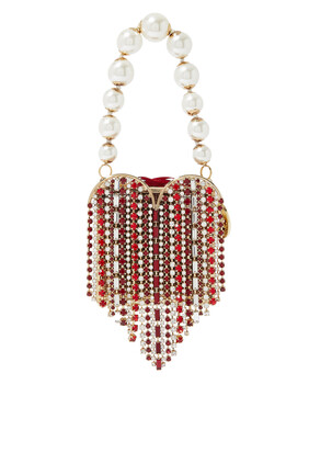 Crystal Pearl Bag