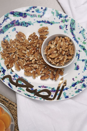 Fairuz Medium Oval Platter