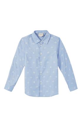 Oxford Bee Shirt