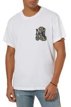 Cotton Snake T-Shirt