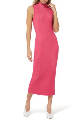 Rickman Knit Dress